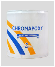 Chromapoxy High Build Coaltar Epoxy Paints